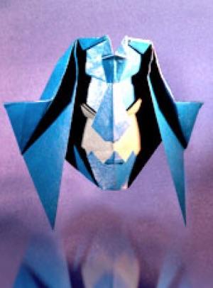 Origami ninja Star оригами звезда - YouTube | 406x300