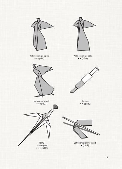 How to Make a Three Bladed Paper Ninja Star (Shuriken) Easily ... | 566x408